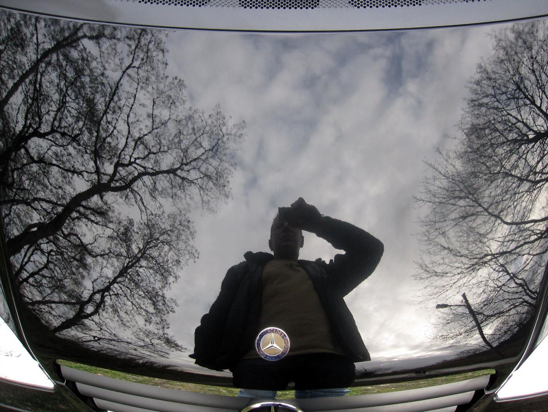 Der Mensch, die Natur und das Auto vereint !
