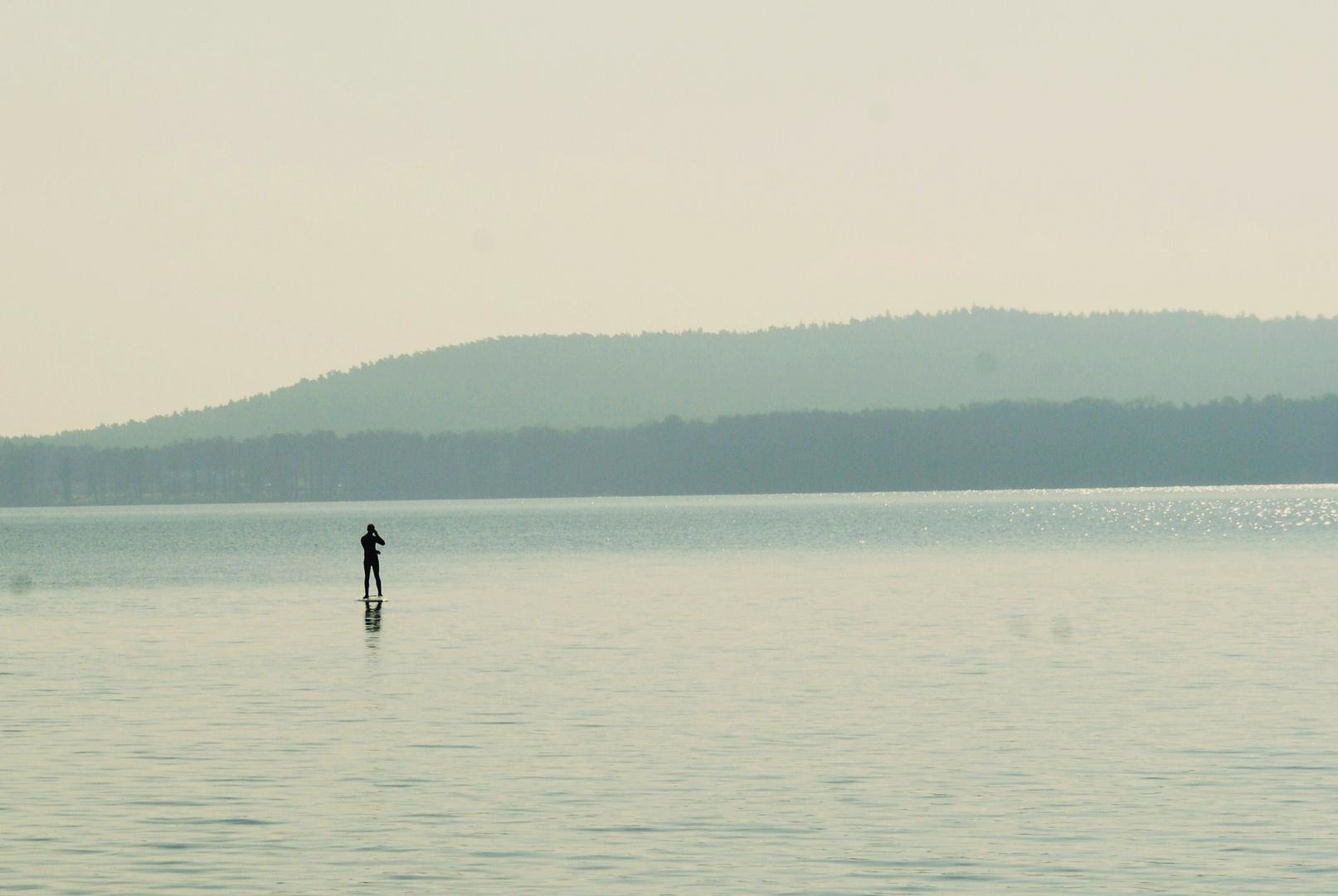 Der Mensch ist eine Insel