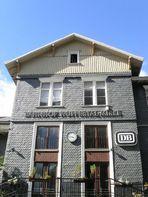 Der Mirker Bahnhof