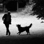 Der mit dem Hund...