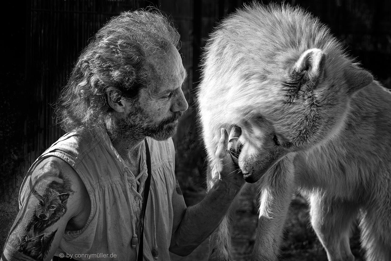 Der mit dem Wolf spielt