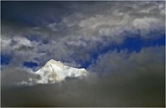 Der mit den Wolken spielt