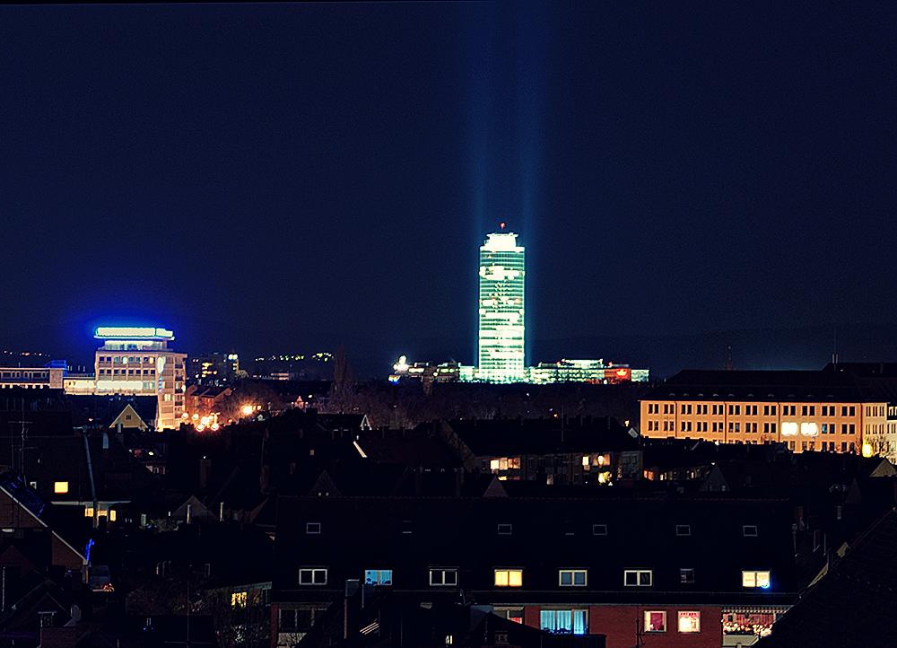 *** Der moderne Klassiker - Business Tower ***