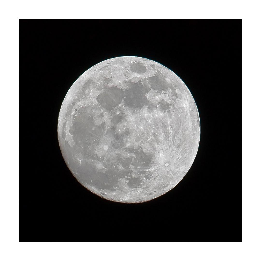 der Mond ....