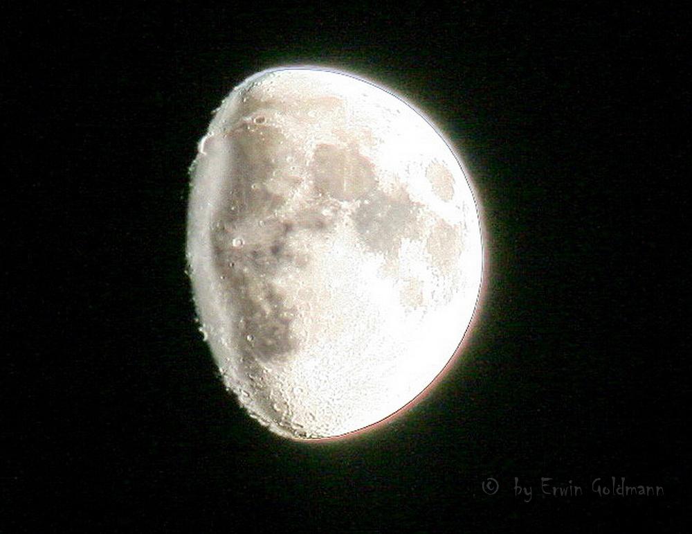 - Der Mond -