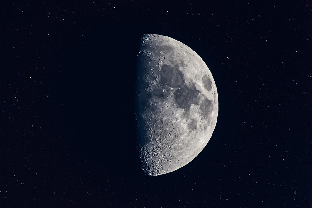 Der Mond....