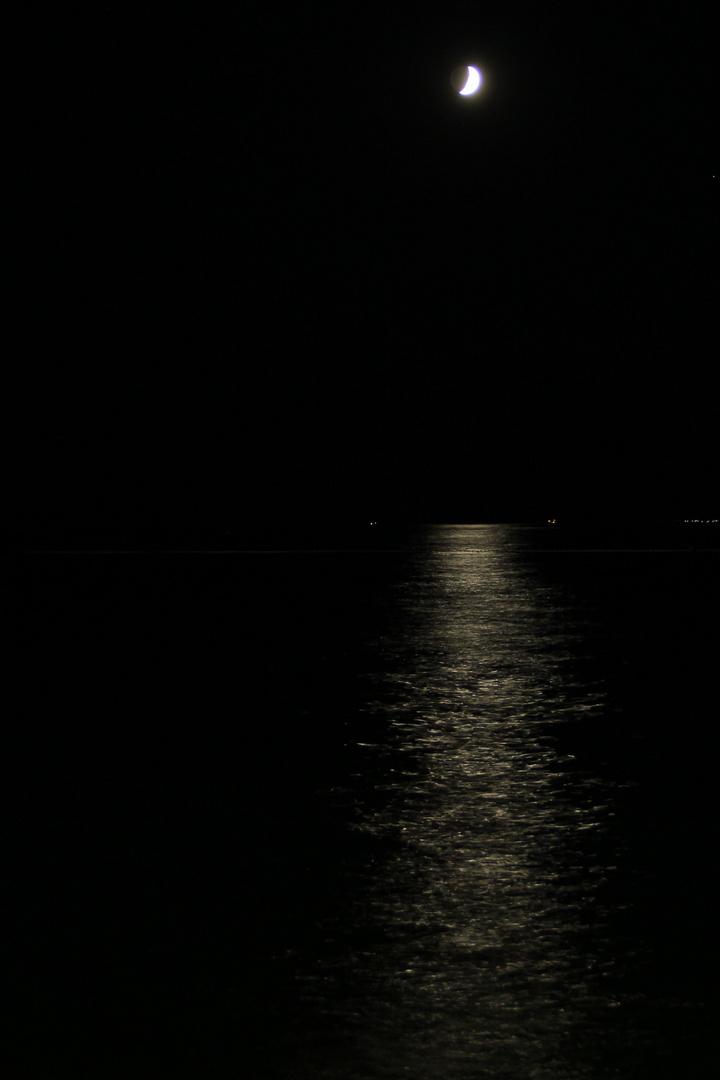 Der Mond - faszinierend