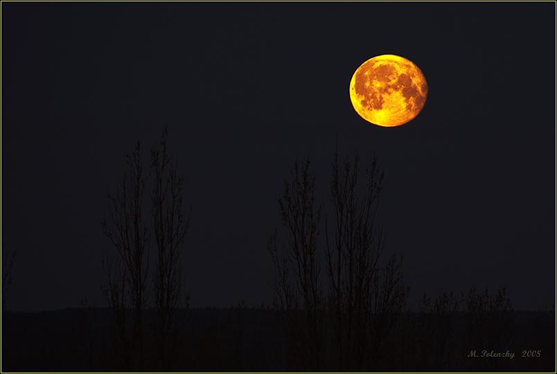 """""""Der Mond ist aufgegangen, ..."""""""