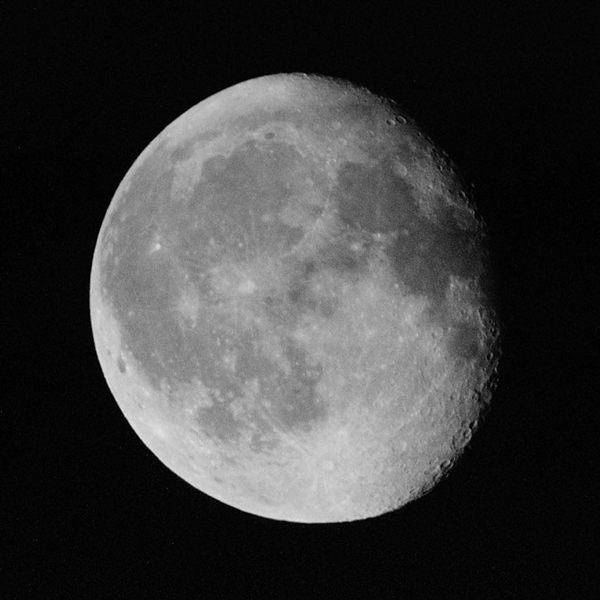 Der Mond. Noch ein ;)