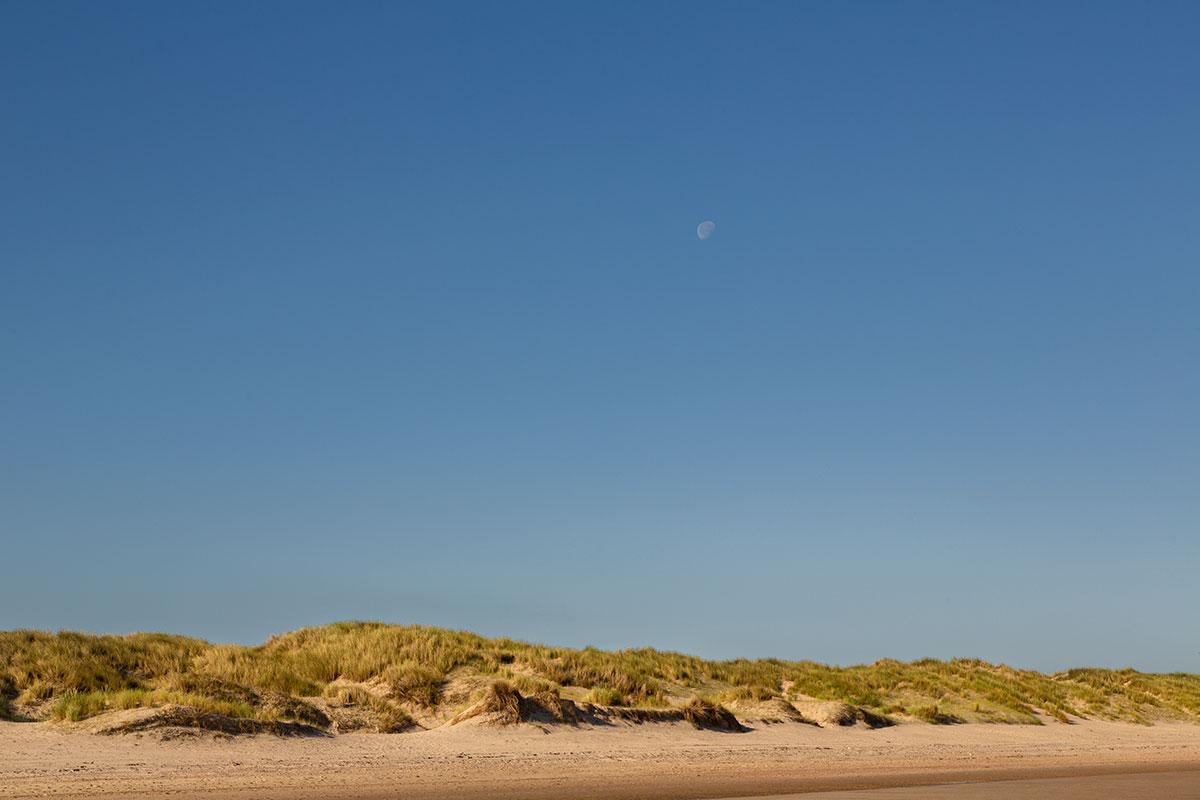 ... Der Mond über Zeeland ...