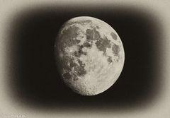 Der Mond vom Tag  AUS AKTUELLEM ANLASS dazwischen geschoben,..##2102##