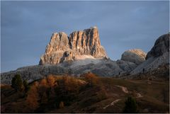 Der Monte Averau
