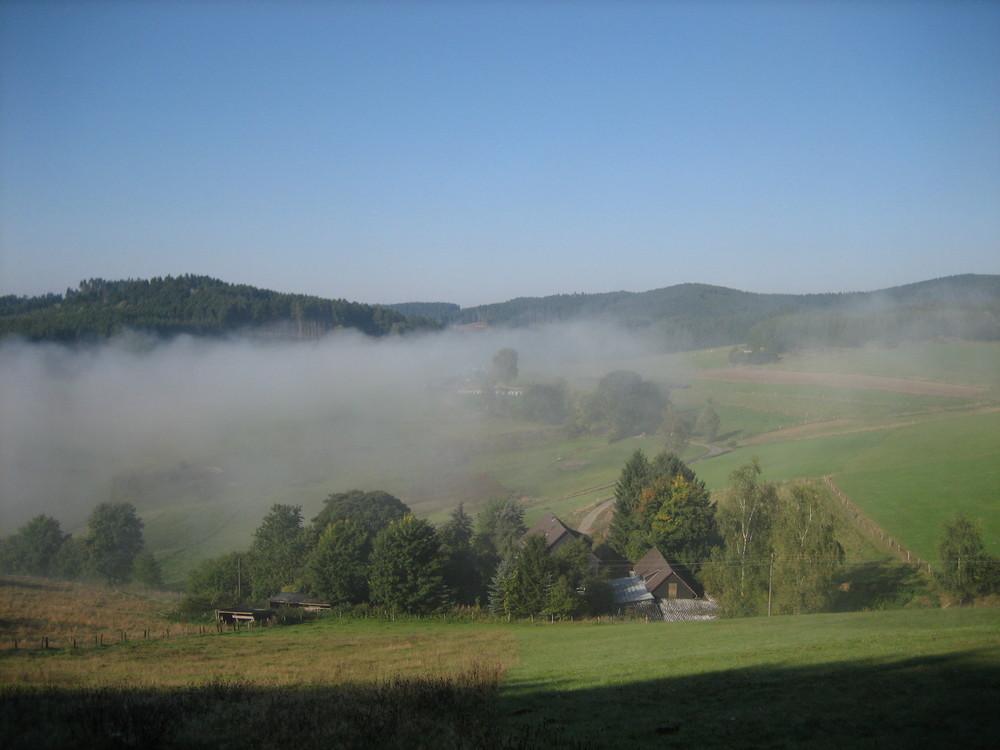Der Morgen im Hüttental 3