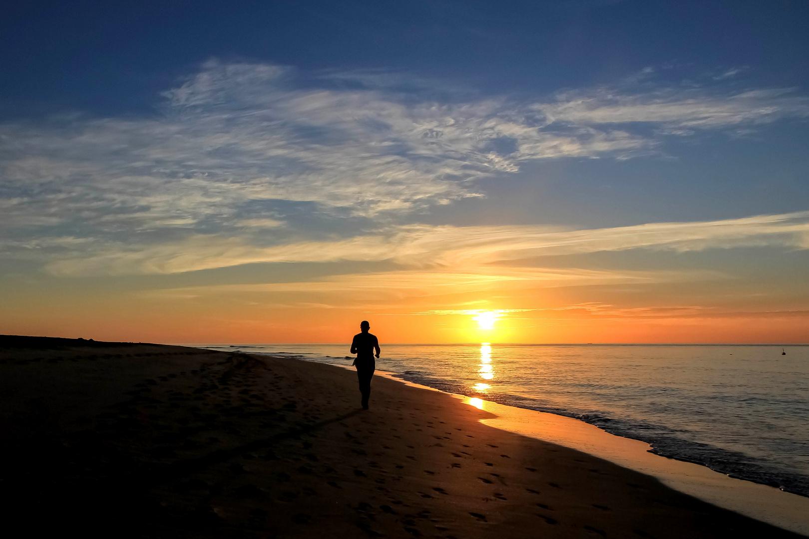 Der Morgenlauf