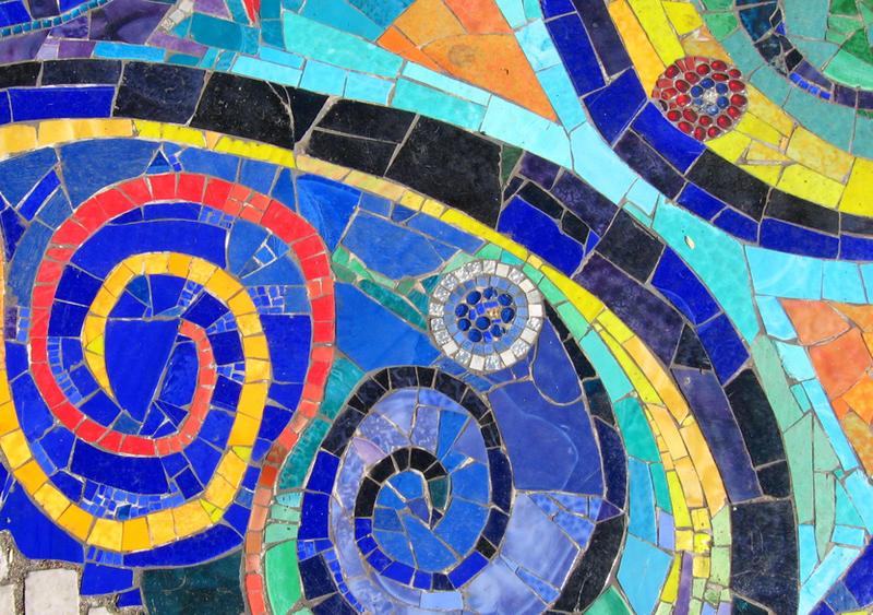 Der Mosaik-Farbenrausch!