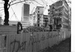 Der Müll, die Stadt und der Tod