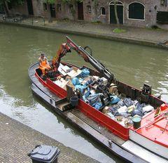 Der Müllkapitän