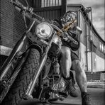 Der musikalische Biker