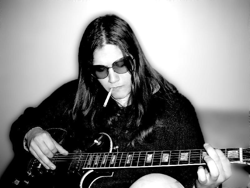 Der Musiker....