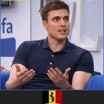 Der n-tv-Nahost-Korrespondent Constantin Schreiber ...