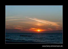 der nächste Sonnenuntergang