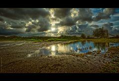 Der nasseste August seit 1891 …