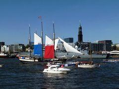 der NDR gehört zu Hamburg:-))