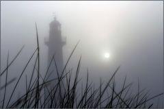 Der Nebel lichtete sich nur langsam...