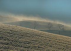 Der Nebel verzog sich