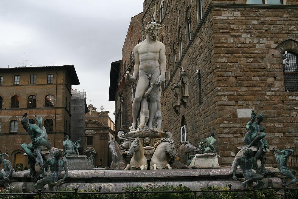 Der Neptunbrunnen