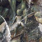 Der Neptunbrunnen am Alex