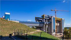 Der Neubau des Schiffshebewerks
