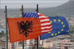der neue albanische weg