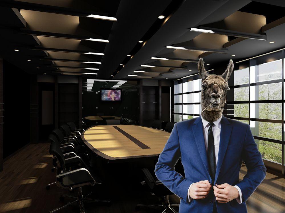 Der neue Chef...