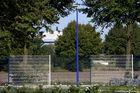 Der neue Friedhof von Schalke 04 in Gelsenkirchen (1)
