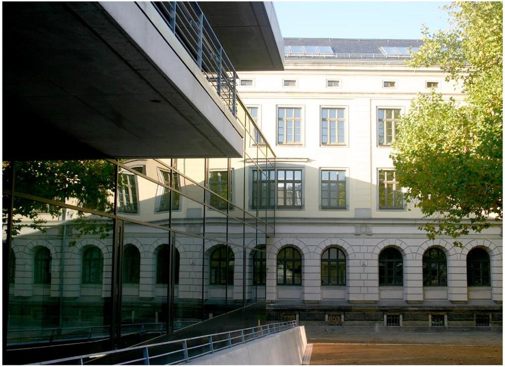 Der neue Konzertsaal der Hochschule für Musik - II