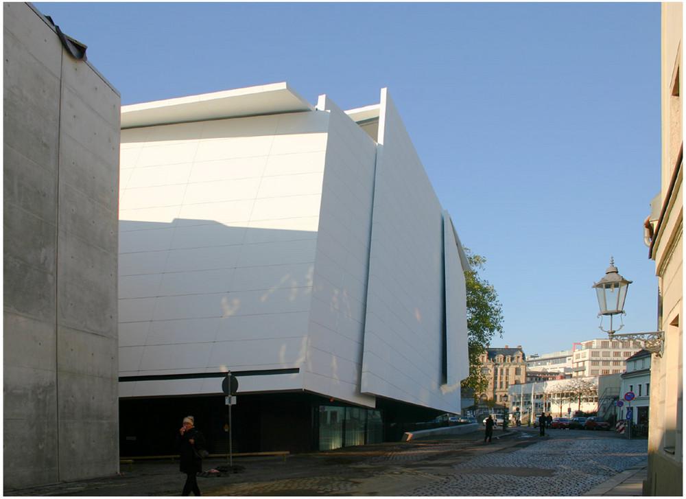 Der neue Konzertsaal der Hochschule für Musik - III