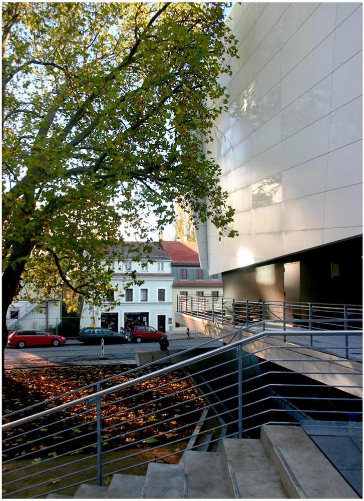 Der neue Konzertsaal der Hochschule für Musik - IV