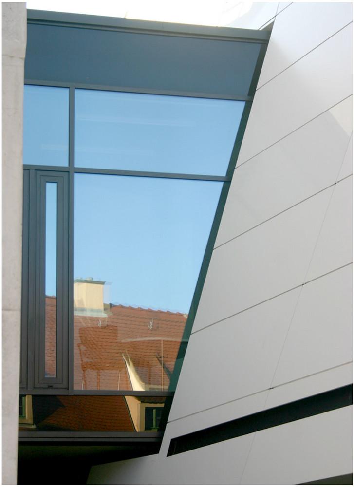Der neue Konzertsaal der Hochschule für Musik - V