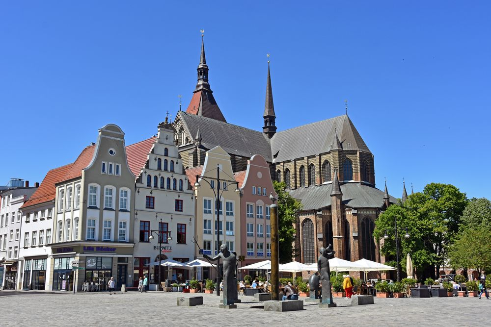 Markt Rostock