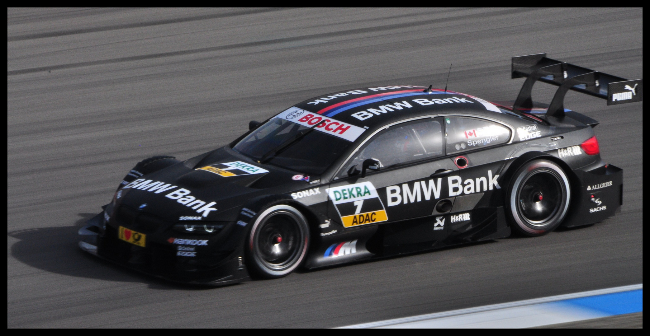 Der neue Meister der DTM - Bruno Spengler