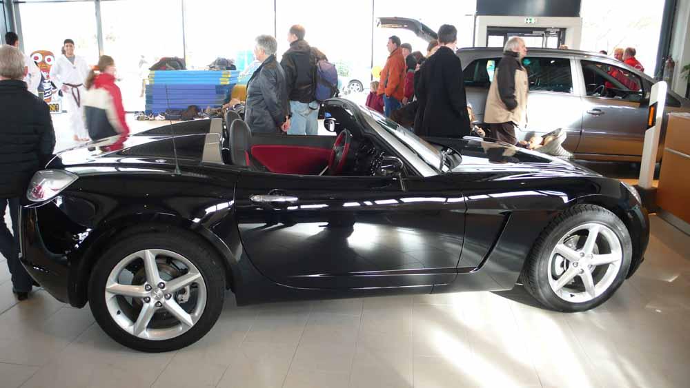 Der neue Opel GT