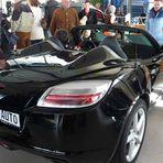 Der neue Opel GT / von hinten