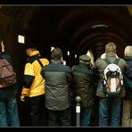 der neueste Trend in der Foto-Technik: der Tunnelblick!