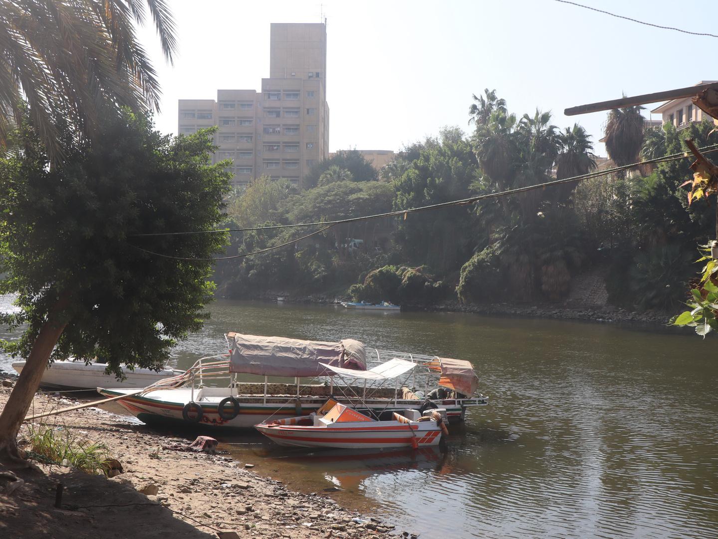 Der Nil...