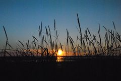 Der nördlichste Sonnenuntergang