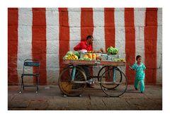 Der Obstverkäufer