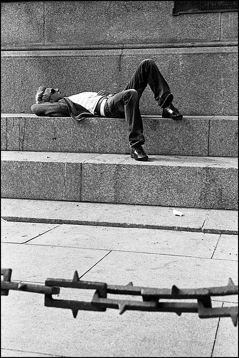 Der öffentliche Schlaf #11 - Stuttgart 2007