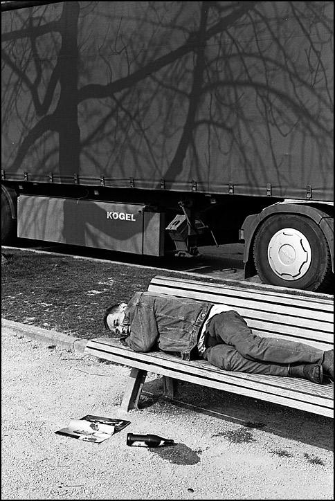 Der öffentliche Schlaf #12 - Stuttgart 2007