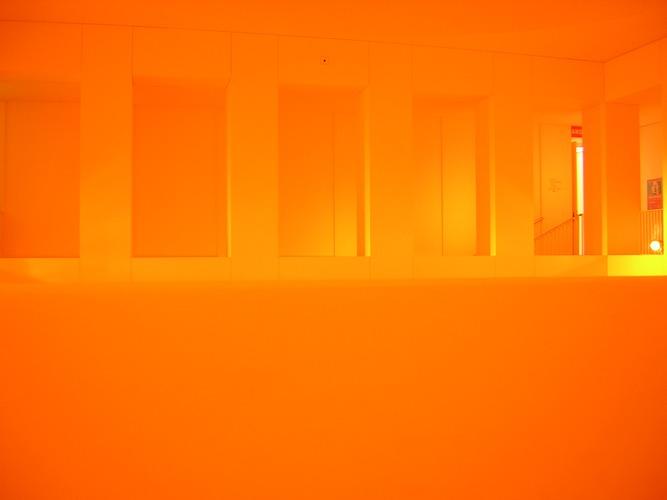 Der Orange Raum